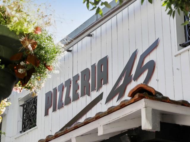 Pizzeria 45 - Casa Francesca